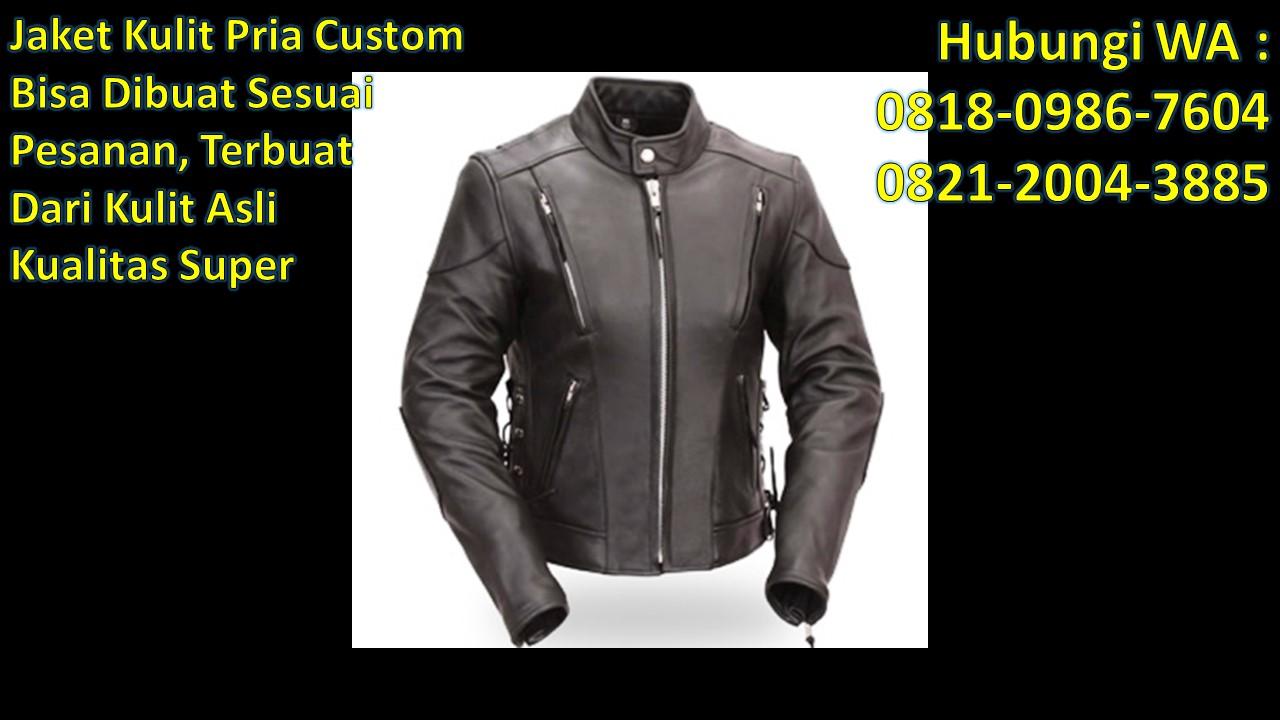 jaket kulit bandung warna putih – Jaket Kulit Pria Wanita 44ed148979