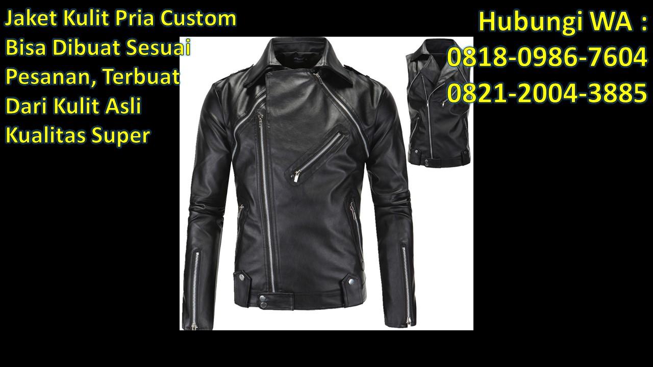 Jaket kulit cowok terbaru WA   0818-0986-7604 Telp   0821-2004-3885  Informasi Cara merawat jaket kulit bandungFoto jaket kulit asli ad01fbc48d