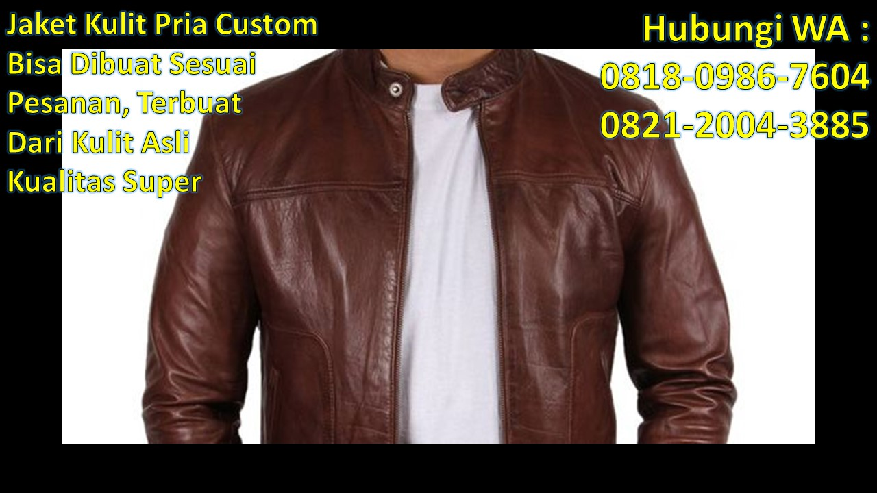 Jaket kulit vino WA   0818-0986-7604 Telp   0821-2004-3885 Informasi Tempat  mengecilkan jaket kulit di bandungJaket kulit merk cardinal 240a05e1af