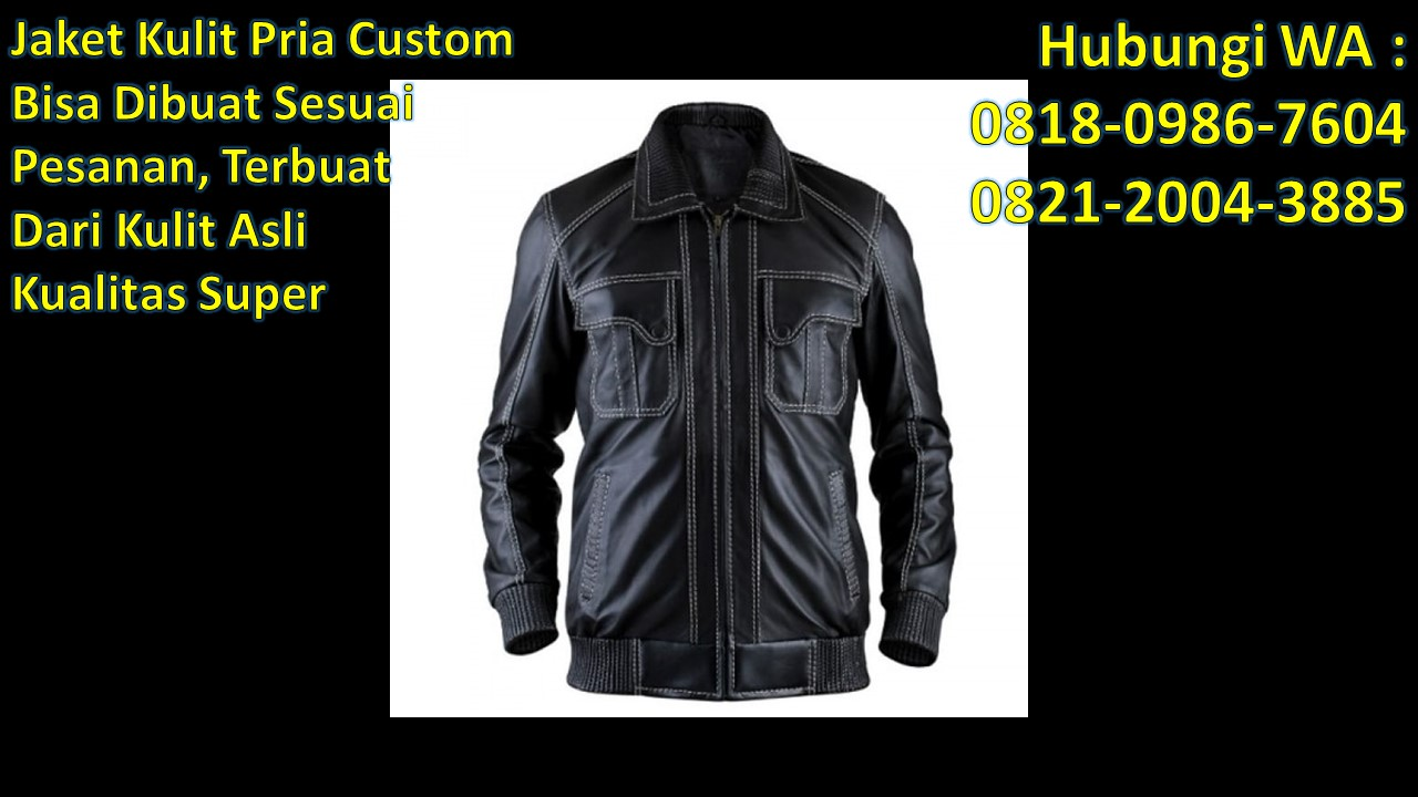 Jaket kulit pria termurah WA : 0818-0986-7604 Telp : 0821-2004-3885  Informasi Jual jaket kulit bandung bandung Cari jaket kulit bandung Cara-membedakan-jaket-kulit-domba-dan-sapi